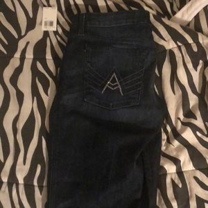 7 for All Mankind A pocket jeans.